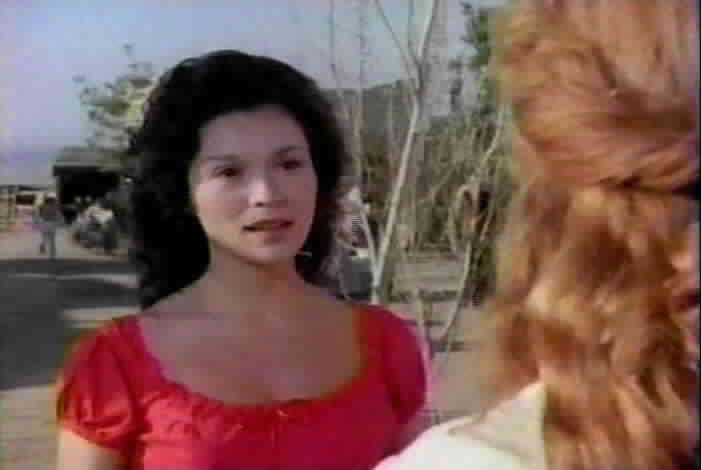 Victoria asks Annie why she is hunting Zorro.