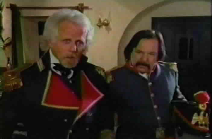 De Soto has a plan to capture Zorro, but Sgt. Mendoza doesn't think it is very nice.