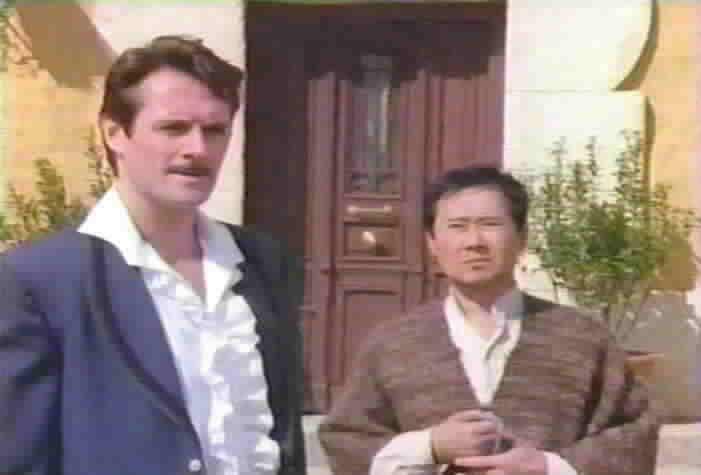 De Soto decides to arrest Hiroshi.