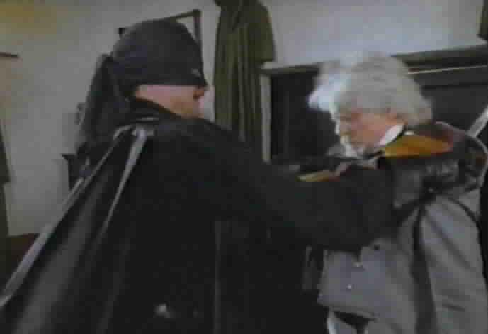 Balancing - Zorro and De Soto