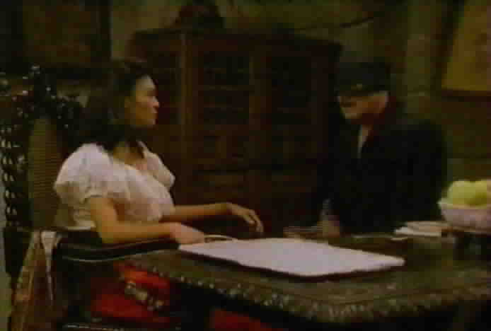 Affair to Remember - Victoria and Zorro.