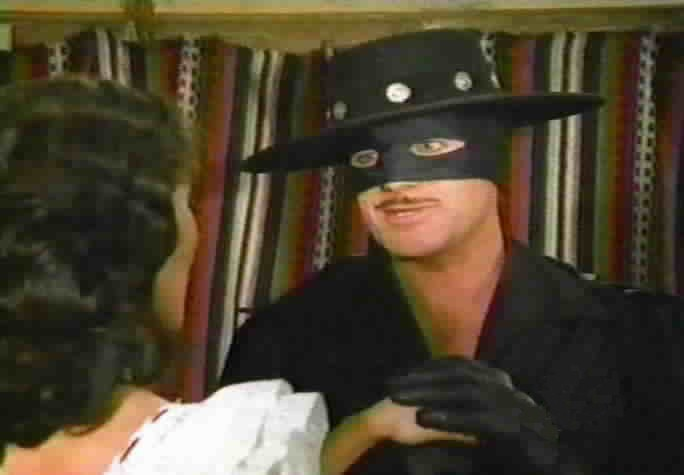 Unhappy Medium - Zorro and Victoria #3