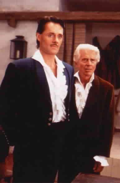 Diego and Alejandro de la Vega