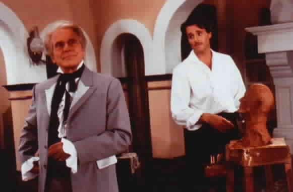 Alejandro and Diego de la Vega