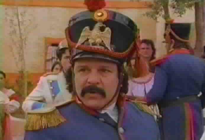 The Arrival - Sgt. Mendoza #3