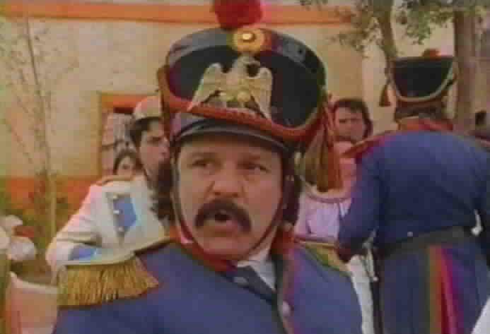 The Arrival - Sgt. Mendoza #1