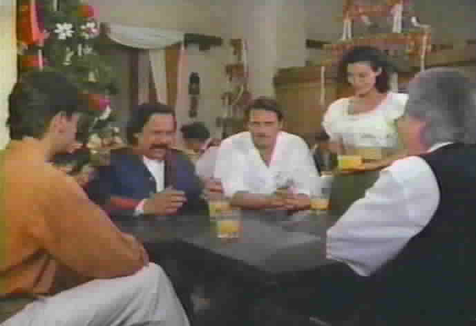 Miracle - Felipe, Sgt. Mendoza, Diego, Victoria, and Don Alejandro