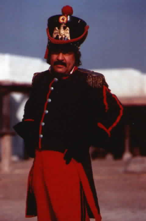 James Victor as Sgt. Mendoza #1