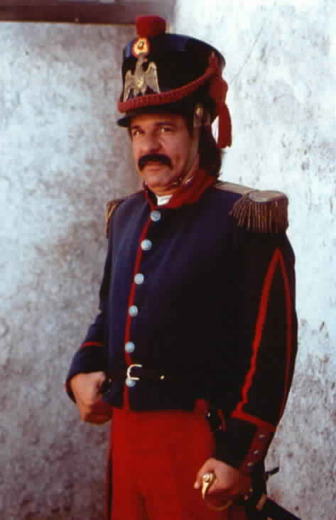 James Victor as Sgt. Mendoza #2