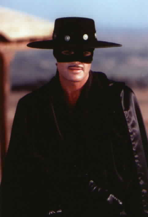 knows that she loves Zorro, and she has promised to wait for Zorro ...