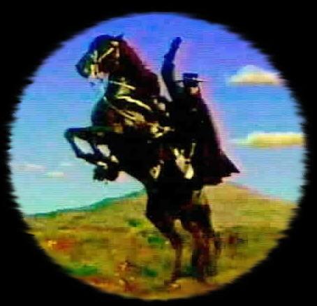 Zorro on Toronado