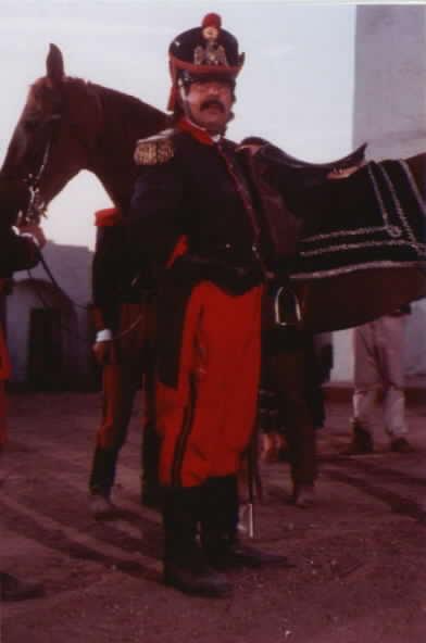 James Victor as Sgt. Mendoza