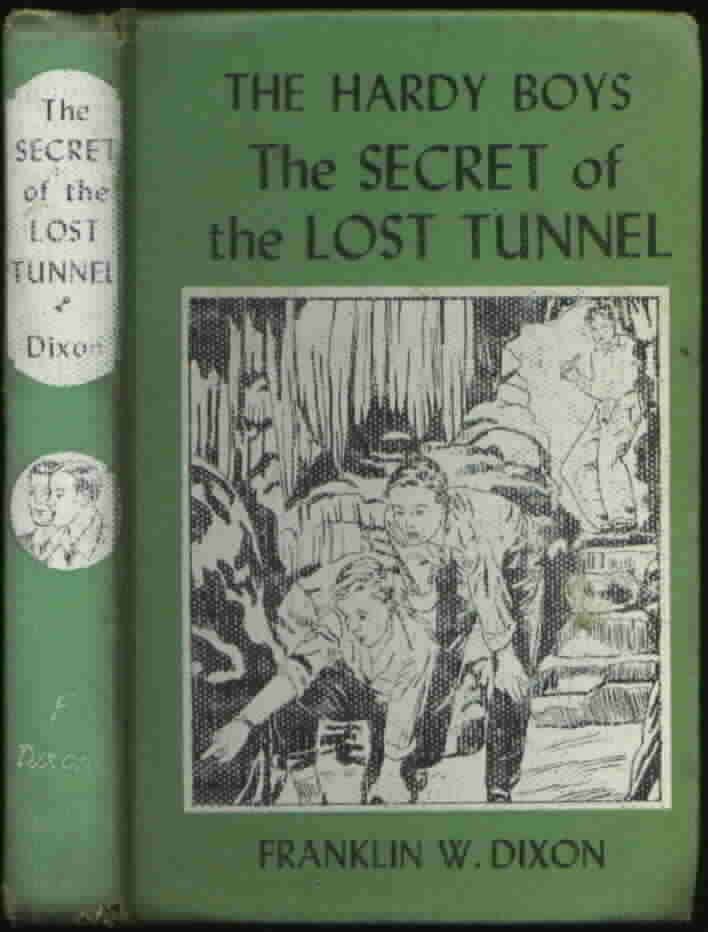 29. The Secret of the Lost Tunnel