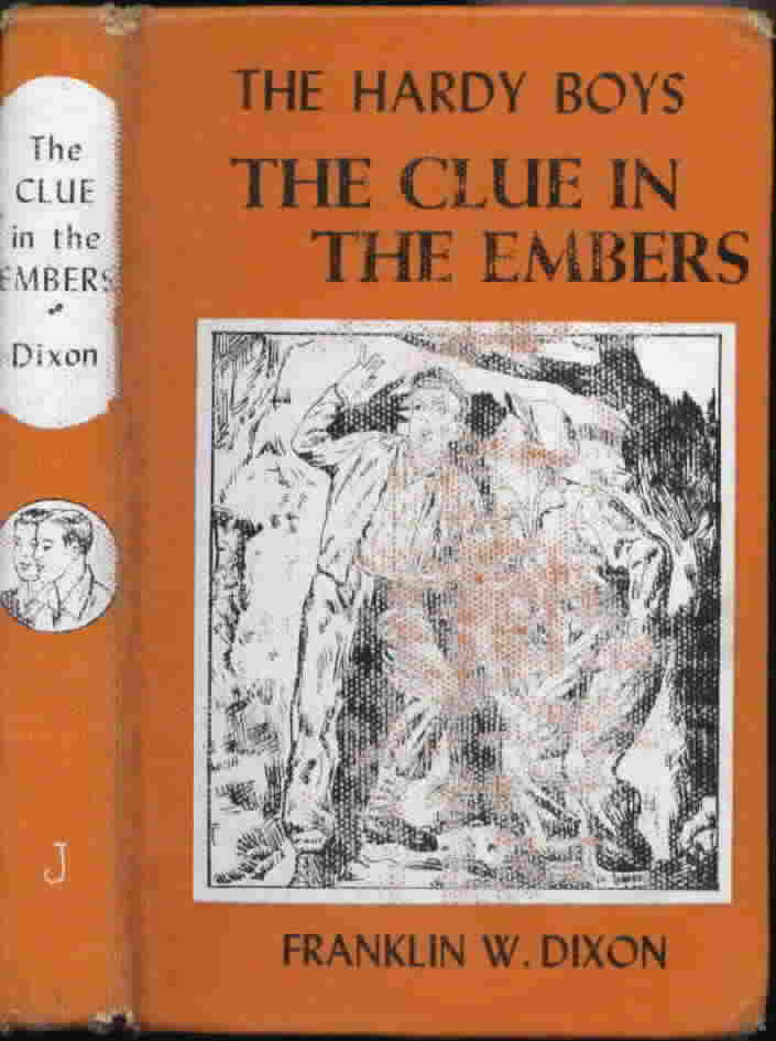35. The Clue in the Embers