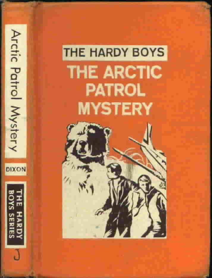 The Arctic Patrol Mystery