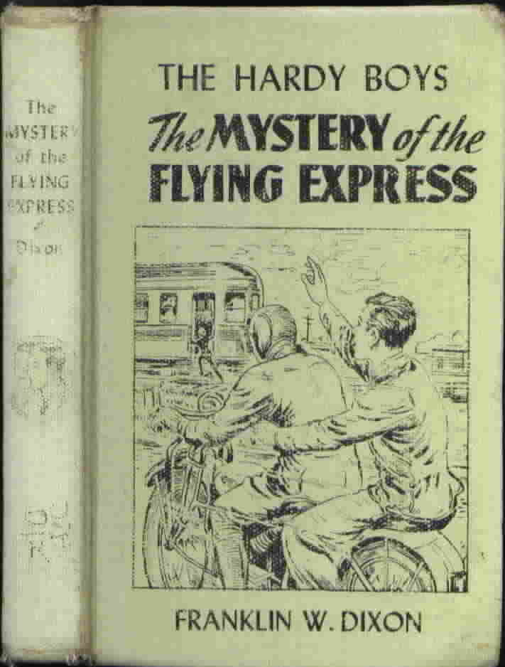 20. The Mystery of the Flying Express