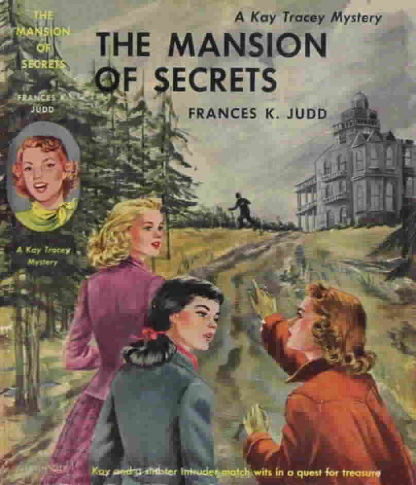 1. The Mansion of Secrets
