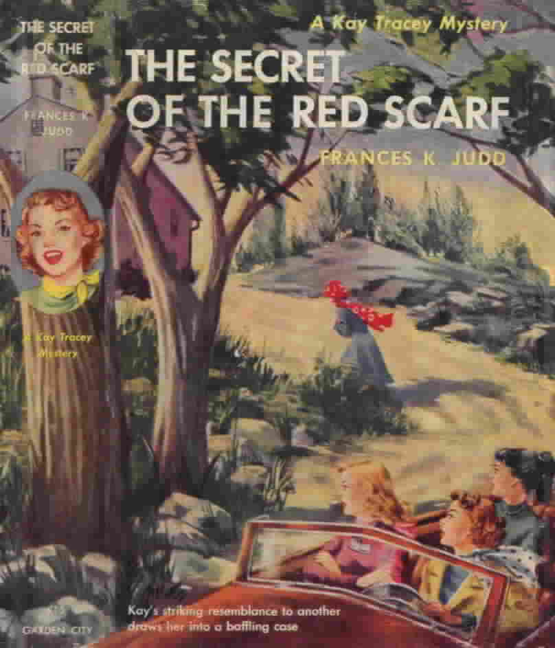 15. The Secret of the Red Scarf