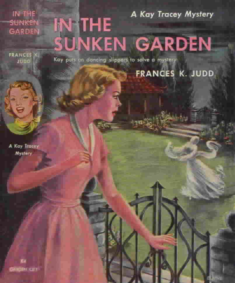 4. In the Sunken Garden