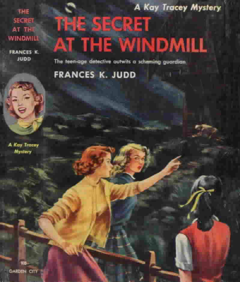 8. The Secret at the Windmill