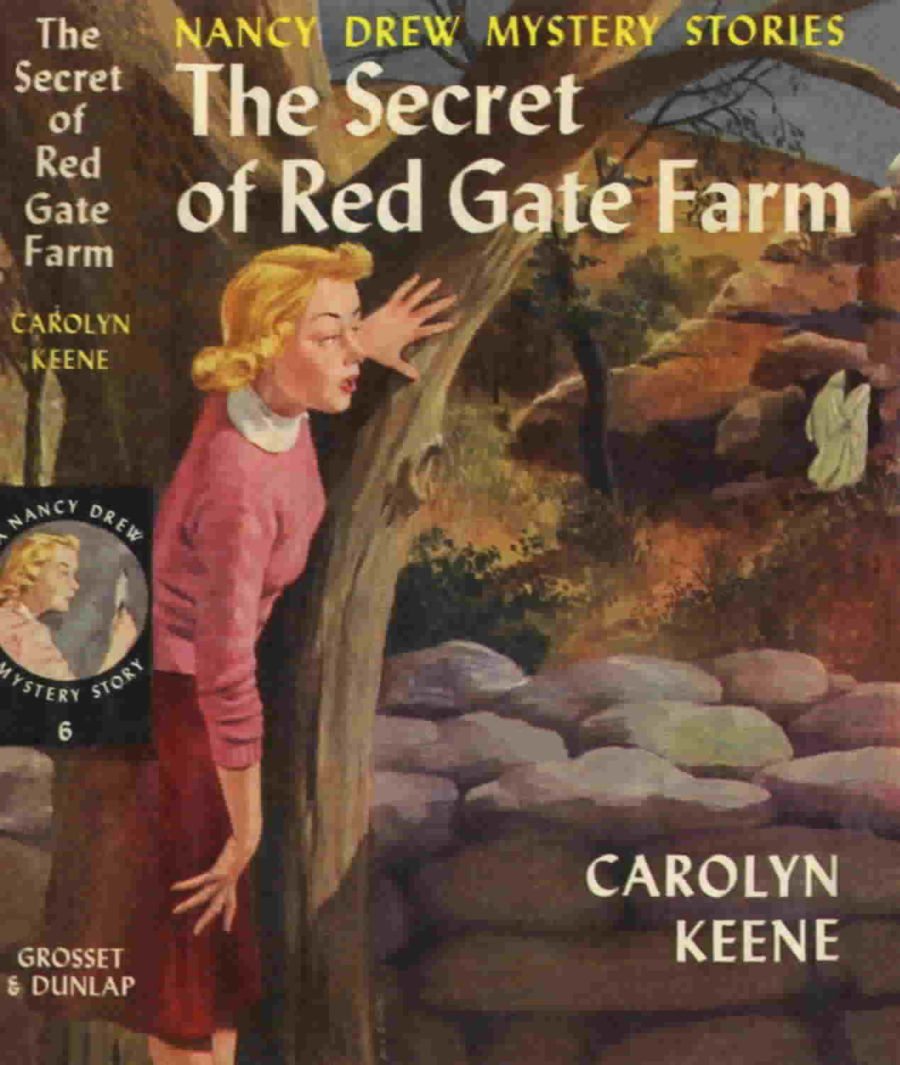 Nancy Drew: The Secret in the Old Lace 59 by Carolyn Keene (2005, Hardcover)