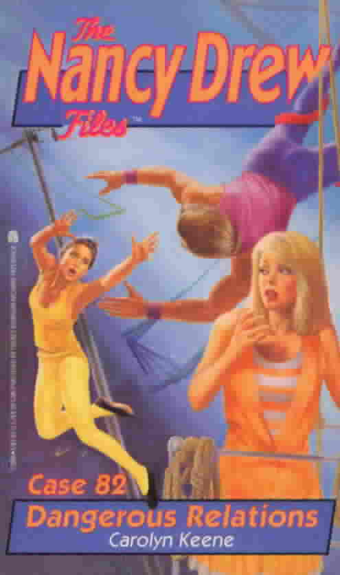 NANCY DREW FILES #52:DANGER FOR HIRE