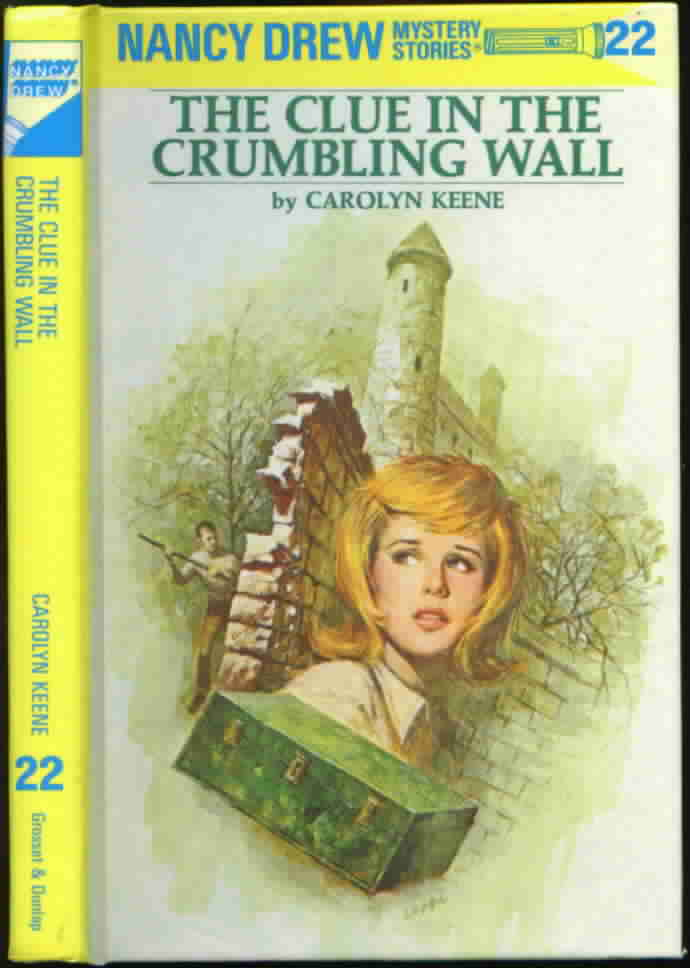 Nancy Drew Book Cover Pictures : Nancy drew mystery stories