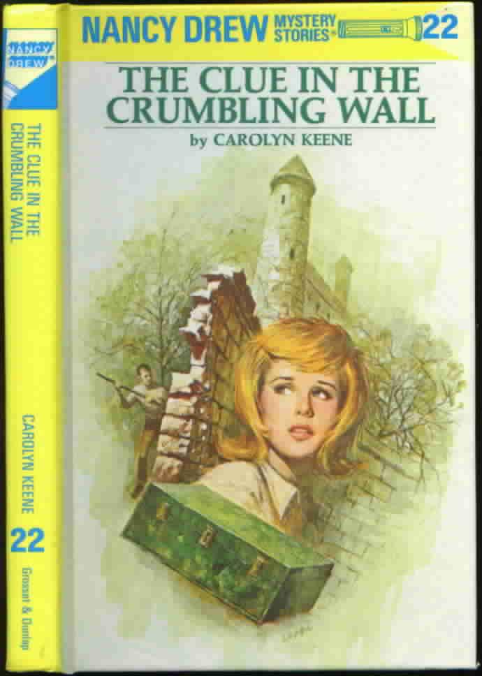 Nancy Drew Book Cover Pictures ~ Nancy drew mystery stories