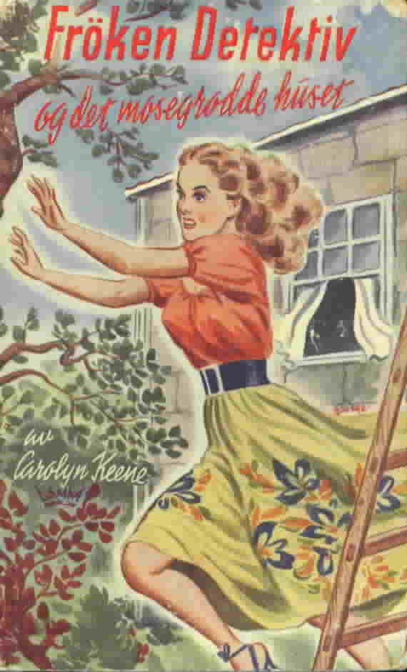 Nancy Drew Norwegian Edition
