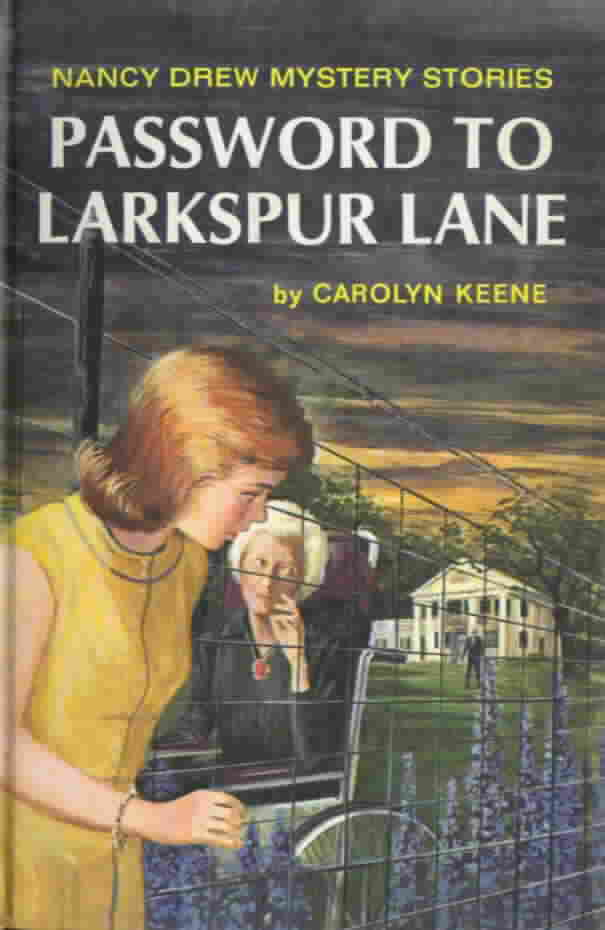The Password to Larkspur Lane