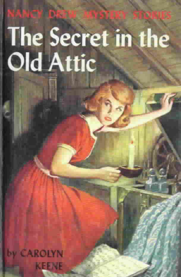 The Secret in the Old Attic