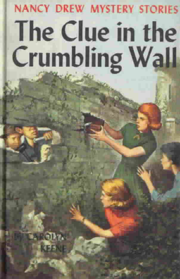 The Clue in the Crumbling Wall