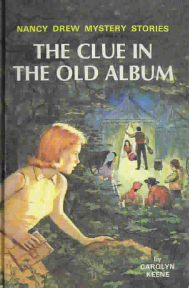 The Clue in the Old Album