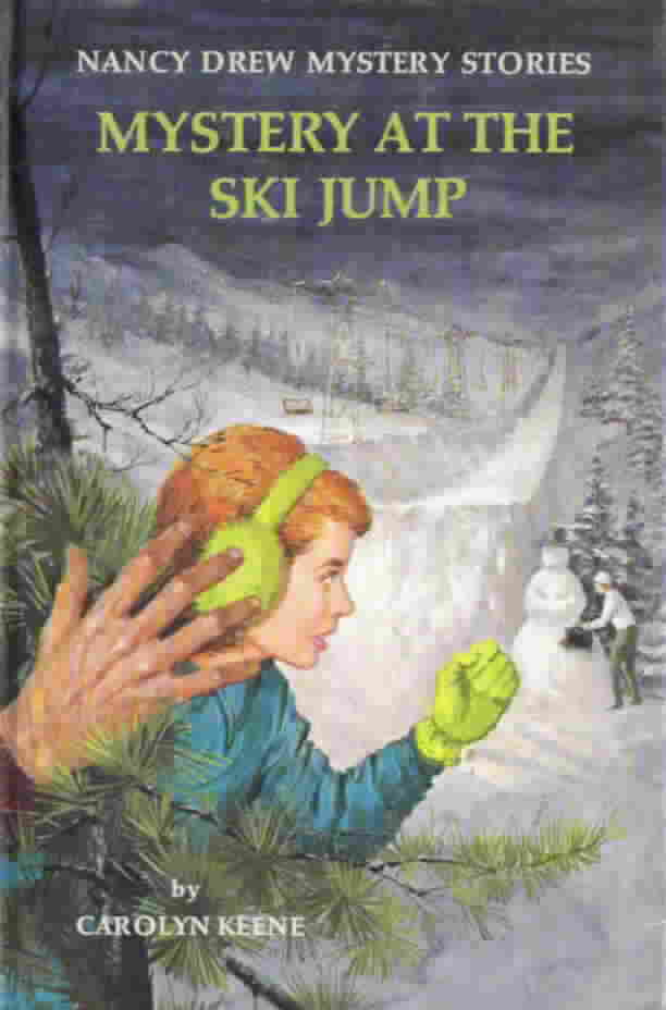 Mystery at the Ski Jump (Nancy Drew #29) - 1997 Printing - Unopened