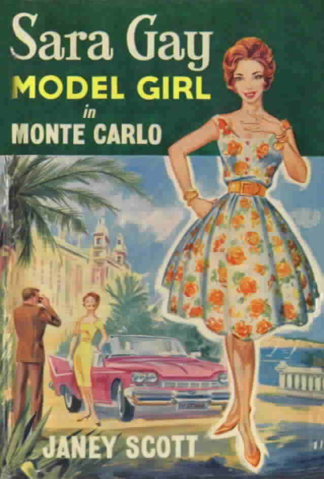 Sara Gay, Model Girl in Monte Carlo