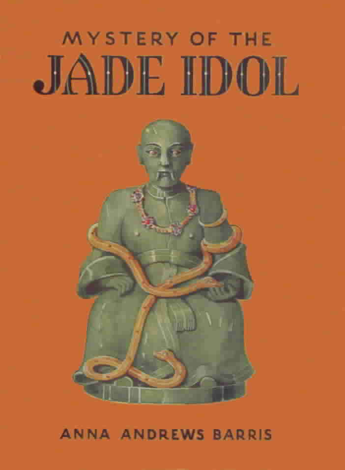 'The Jade Idol' by Anna Andrews Barris