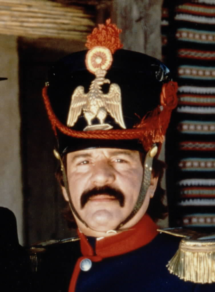 James Victor as Sgt. Mendoza